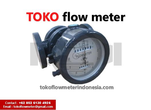 FLOW METER TOKICO (FRO0438-04X) 1½ INCH DN40 RESET