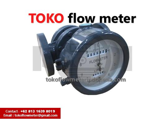 FLOW METER TOKICO 2 INCH - FLOW METER TOKICO FRO0541-04X - TOKICO FLOW METER SIZE 50MM DN50