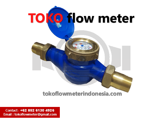 Water Meter Amico 40 mm1.5 inch– WATER METER AMICO 1.5 INCH 40mm – Jual Amico Water Meter – Supplier Flow Meter Amico