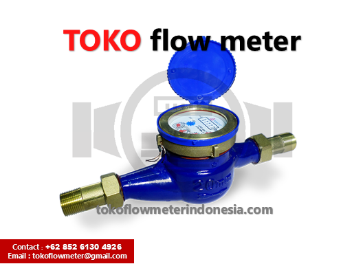 Water Meter Amico 3/4 INCH DN20 - DistributorWater Meter Amico ¾ INCH DN20 - JualWater Meter Amico 3/4 INCH DN20 - SupplierWater Meter Amico ¾ INCH DN20