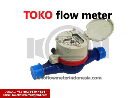 Jual WATER METER ITRON MULTIMAG 3/4 INCH - WATER METER ITRON 20MM 3/4 Inch - Jual Flow Meter ITRON - Distributror Water Meter ITRON - Supplier Water Meter ITRON
