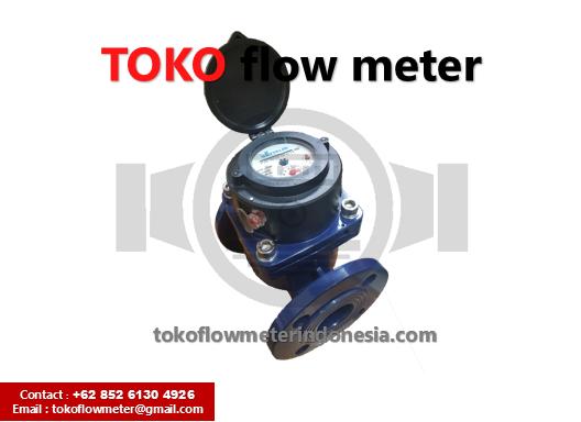 Flow meter Sensus WPI Air Limbah WPI - Jual Flow meter Limbah 2 Inch - Flow meter SENSUS air Limbah DN50 - Distributor Flow meter Limbah SENSUS WPI