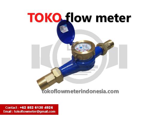 Jual Water Meter Amico 32 mm1.25 inch– WATER METER AMICO1¼ INCH32mm – Jual Amico Water Meter – Supplier Flow Meter Amico