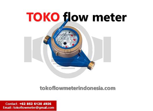 Water Meter Vertical/Horizontal BESTINI DN15 - Jual Water meter BESTINI Type LXSG-15E 1/2inch - Water meter Air Bersih - Distributor Water meter BESTINI