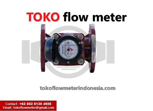 Jual water meter SHM 12 inch-Water meter air limbah 300mm-water meter merek SHM