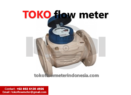 Flow Meter Itron Woltmag M-itron 2″ – Itron 50mm