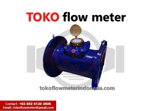 """Water meter B&R 6"""" - Jual water meter B&R 6""""-Meteran air Br 150mm"""