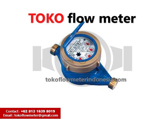 """Water Meter Nylon Bestini DN15 - Water meter LXSG - 15E 1/2"""" - Water meter Air bersih Bersih 1/2""""(15mm) - Distributor Water meter Bestini"""