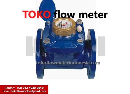 Flow meter Air bersih BESTINI DN65 - Jual Flow meter BESTINI 2 1/2 - Flow meter Air bersih LXSG - 65E - Distributor Water meter Bestini