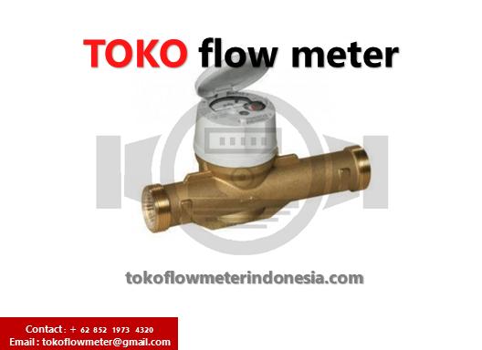 Jual Flow Meter Itron Flodis 15 mm – Itron 0,5 Inch