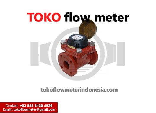 """Jual Flow meter SENSUS WP-DYNAMIC 2 1/2"""" - Flow meter Air DN65 - Distributor Flow meter SENSUS TYPE WP-DYNAMIC - Flow meter SENSUS WP-DYNAMIC"""