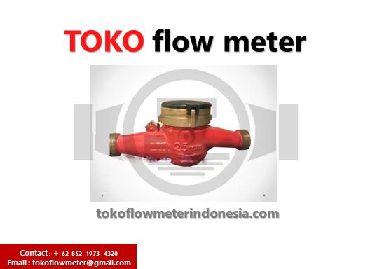 "Water meter Air panas SHM - Hot water meter ukuran 20mm - Water meter SHM 3/4 Inch - Hot water meter 3/4"" SHM,Distributor water meter S"