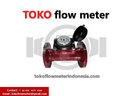 """Flow meter Air panas SHM 90 Derajat - Jual water meter air panas SHM 5 inch - SHM Hot water 5"""" - Flow meter DN125 SHM - Water meter DN 125 Air panas."""