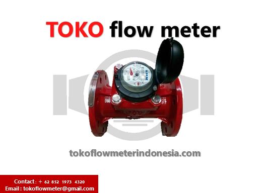 "Flow meter Air limbah Air panas 150MM - Water meter SHM 6 Inch - SHM Water meter Hot water 6"" - Air limbah Hot water"