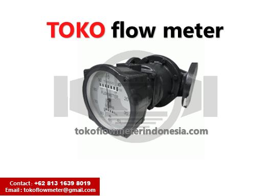 """JUAL TOKICO FLOW METER 3 INCH - TOKICO 3"""" FRP0845BAA-04X2-X"""