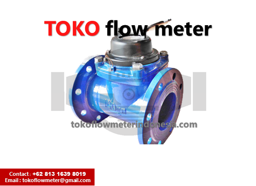 Westechaus 100mm – flow meter westechaus 4″ – jual water meter westechaus 4 inch